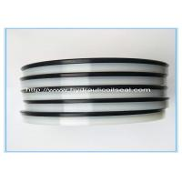 Buy cheap Double Acting Piston Seal Hydraulic Piston Seals Nylon Material Seals for Excavator from wholesalers