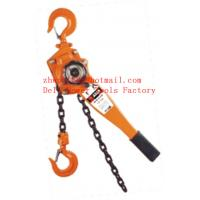 Buy cheap Manual Chain Block,Heavy Duty Chain Block from wholesalers