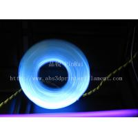 Buy cheap Fluorescence PVC Plastic Flexible Hose Blue / Green For Automobiles , Computers , Lighting from wholesalers