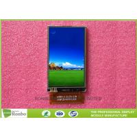 Buy cheap Screen Ratio:10:6 3.2 Inch TFT Resistive Touch LCD Screen 240x400 High Luminace MCU 16 Bit product