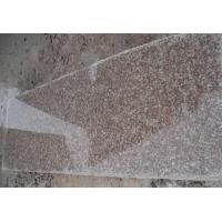 Buy cheap Hottest China Granite Tiles / Granite Flooring (G687) Peach red Polished Granite On Sales from wholesalers