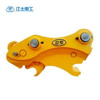 Buy cheap Excavator Attachment Hydraulic Quick Hitch Coupler for 17-25 Ton Carrier from wholesalers