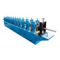 Buy cheap Track Rails Forming Machine Roll Shutter Door Forming Machine Aluminum Material product