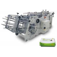 Buy cheap Cardboard Paper Carton Erecting Machine , High Speed Max 180 pcs / min product