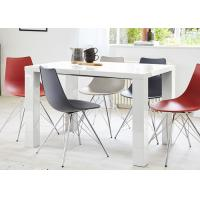 Buy cheap Modern Extension Dining Table , Contemporary Wood Dining Table E1 Standard from wholesalers