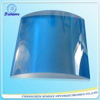Buy cheap 1mm to 800mm Plano Convex Cylindrical Lens Optical Lens BK7k9 Sapphire Fused Silica(JGS1) Caf2 ZnSe Si Ge Made in China from wholesalers