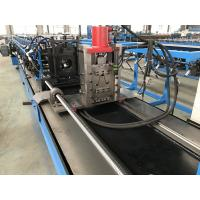 Buy cheap Chrome plated surface Solar Roll Forming Machine High Speed 40 - 50m/min from wholesalers