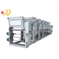 Buy cheap 44kw Six Color Rotogravure Printing Machine Automatic For Package Bag from wholesalers