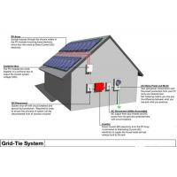 Buy cheap Durable Residential Solar Power Systems , All In One Home Solar Power System from wholesalers