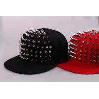 Buy cheap Silver Rivet Hip-hop Snapback Baseball Punk Hat Fashion Style from wholesalers