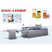 Buy cheap Automatic Cartoning Machine For Small Medicine Bottle Packing with speed 50-100boxes/min from wholesalers