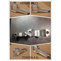 Buy cheap Aluminum I Beam Connecting Rod for Nissan TB48 & Toyota 4.5L from wholesalers