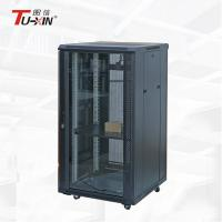 Buy cheap High Strength Locking Network Cabinet Server Rack IP20 For Electric Industry from wholesalers