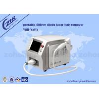 Buy cheap Diode Laser Hair Removal Machine Different Area Treat Male Facial Hair Removal from wholesalers