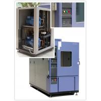 Buy cheap Battery Test ESS Chamber Environmental Rapid / Climatic Testing Equipment from wholesalers