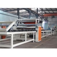 Buy cheap PVC Laminated Fully Automatic Lamination Machine For Double Sided Gypsum Board from wholesalers