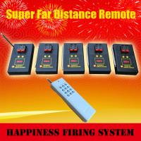 Buy cheap 10 channels + for pyrotechnic + 200M distance remote control fireworks firing sytsem from wholesalers