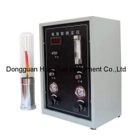 Buy cheap Limiting Oxygen Index Test Apparatus Plastic Rubber Foam Limiting Oxygen Index Tester from wholesalers