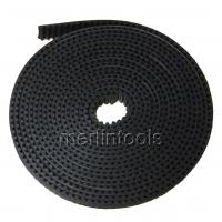 Buy cheap Black 5 Meters GT2 2mm Pitch 6mm Wide Timing Belt for 3D printer CNC from wholesalers