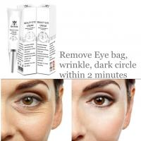Buy cheap 2018 New Technique OEM Eye Cream Natural Way to Remove Eye Bags from wholesalers