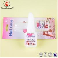 Buy cheap 10g nail glue from wholesalers