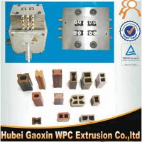 Buy cheap High speed WPC mold for wood plastic composite joist from wholesalers