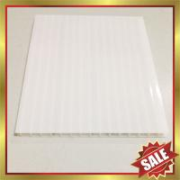 Buy cheap opal PC hollow sheet,hollow polycarbonate sheet,pc sheeting for greenhouse and building cover from wholesalers