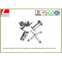 Buy cheap Machined Aluminum Parts Finish Shiny / CNC Auto Spares Parts With Rapid Prototype Service from wholesalers