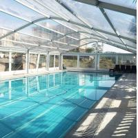 Buy cheap Air Conditioned Event 	Curved Tent For Swimming Pool Sunproof Waterproof Outside Canopy Tent from wholesalers
