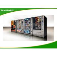 Buy cheap Refrigerated Healthy Fresh Food Vending Machines For Fruit / Flowers from wholesalers