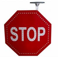 Buy cheap solar traffic stop sign ,led stop signal sign .traffic stop signal light/Octagonal Solar traffic sign from wholesalers