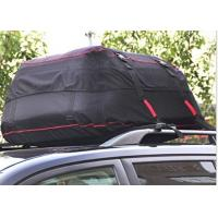 Buy cheap 6 Cu Ft Rooftop Cargo Bag Folding Soft Shell Oxford Cloth OEM / ODM Available from wholesalers