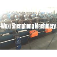 Buy cheap GCr15 Bearing Steel Purlin Roll Forming Machine with Quenched Treatment from wholesalers