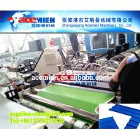 Buy cheap Plastic corrugated wave tile sheet board panel materials manufacturing machine equipment product