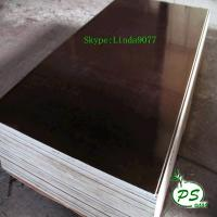 Buy cheap Two time pressing black film faced plywood for Pakistan from wholesalers