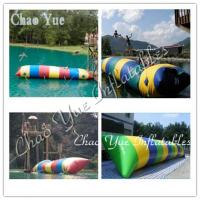 Crazy Inflatable Blob Jump Water Toys / Inflatable Water Parks for Ocean or Lake(CY-M2714)