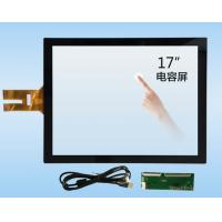 Buy cheap 10.4 To 65 Inch G+G / G+FF Projected Capacitive Touch Screen Panel with USB interface from wholesalers