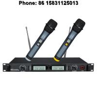Buy cheap Wireless microphone Supplier  Joyce M.G Group Company Limited from wholesalers