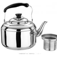 Buy cheap High Heat Efficiency Stainless Steel Tea Kettle Mirror Polish Inside And Outside product