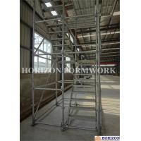 Buy cheap Multi Funchtional Ringlock Scaffolding System Powder Coated  For Construction Work from wholesalers
