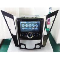 Buy cheap Auto Special GPS Car Bluetooth DVD Player with Dual Zone,FM / RDS Radio for Hyundai Sonata product