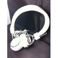 Buy cheap ABS Metal Portable Stereo Headphones Foldable With Clear Sound from wholesalers