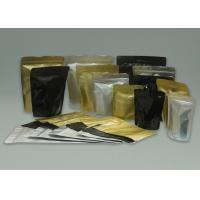 Buy cheap Moisture Proof Aluminum Foil Packaging Bags Heat Seal Laminating Pouches from wholesalers