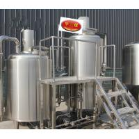 Buy cheap beer brew and making equipment with  fermentation tank and  mash kettle product