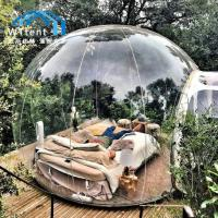 Buy cheap Outdoor Camping Bubble House Tent With Frame Tunnel Flame Retardant Self Cleaning from wholesalers