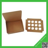 Buy cheap Brown kraft paper cake box for bakery from wholesalers