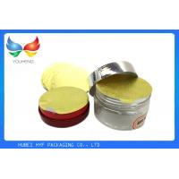 Buy cheap Printed Treatment Heat Induction Liner Seal Lids For Plastic Cap / Bottle / Jar Seal Lid from wholesalers