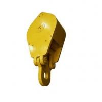 Buy cheap Alloy Steel 60m/Min 110kN Drilling Rig Traveling Hook Block from wholesalers