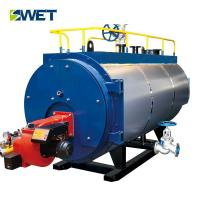 Buy cheap Fully automatic 6t/h oil gas fired steam boiler for Food Industry from wholesalers