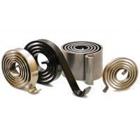 Buy cheap High Amplitude Heavy Load Spiral Torsion Spring , Helical Torsion Spring from wholesalers